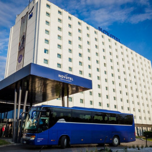 Wyremontowany hotel Novotel Kraków City West. Fot. Mat. prasowe