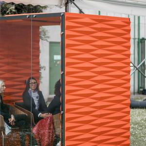 Vank podczas eventu w Kopenhadze. Fot. JoakimZüger