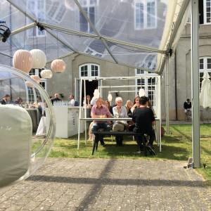 Vank podczas eventu w Kopenhadze.