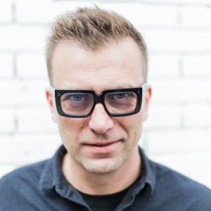 Tomek Rygalik, pierwszy polski projektant uczestniczący w projekcie AHEC. Fot. AHEC