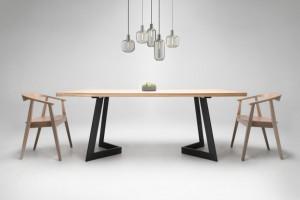 Drewno we wnętrzach – meble dla miłośników natury