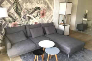 Nowoczesny apartament z nutą glamour - zobacz ciekawą realizację