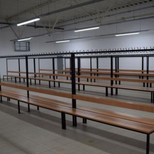 Hala produkcyjna znajdująca się na terenie Zakładu Karnego we Włodawie. Fot. Materiały prasowe