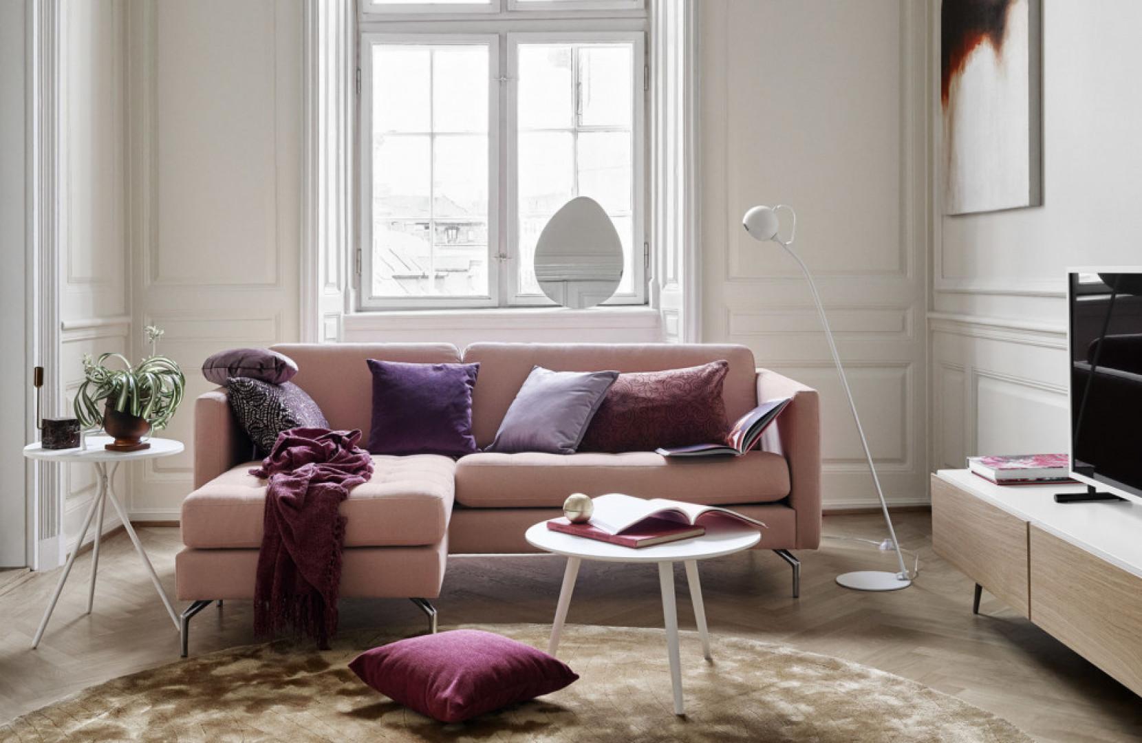 Sofa Indivia firmy BoConcept. Projekt: Anders Nørgaard. Fot. BoConcept