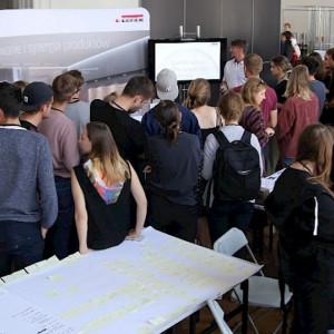 Ogólnopolskie Spotkania Studentów Architektury. Fot. Egger