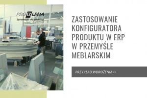 Wdrożenie ERP w przemyśle meblarskim - zobacz film!