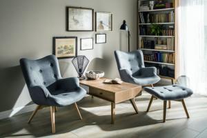 35 foteli tapicerowanych - oferta z polskich sklepów