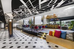 Zobacz, jak zaaranżowano i umeblowano hotel Mercure w Budapeszcie!
