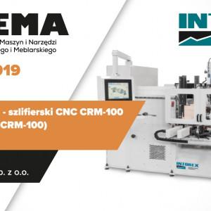 Automat tokarsko - szlifierski CNC CRM-100