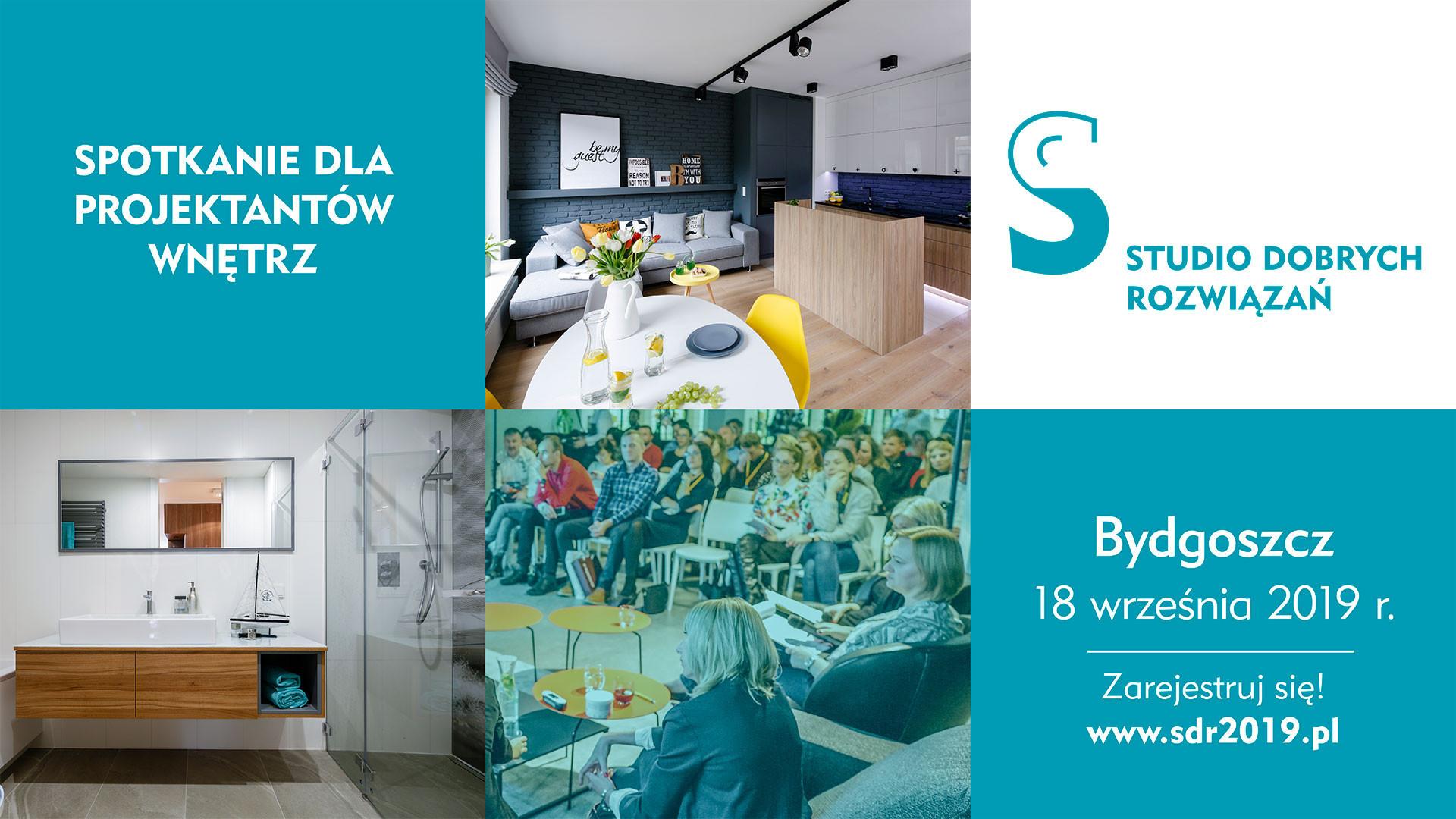 Studio Dobrych Rozwiązań w Bydgoszczy - 18 września 2019.