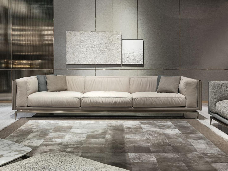 Sofa Legend firmy Visionnaire Home Philosophy. Projekt:  Fabio Bonfa. Fot. Visionnaire Home Philosophy