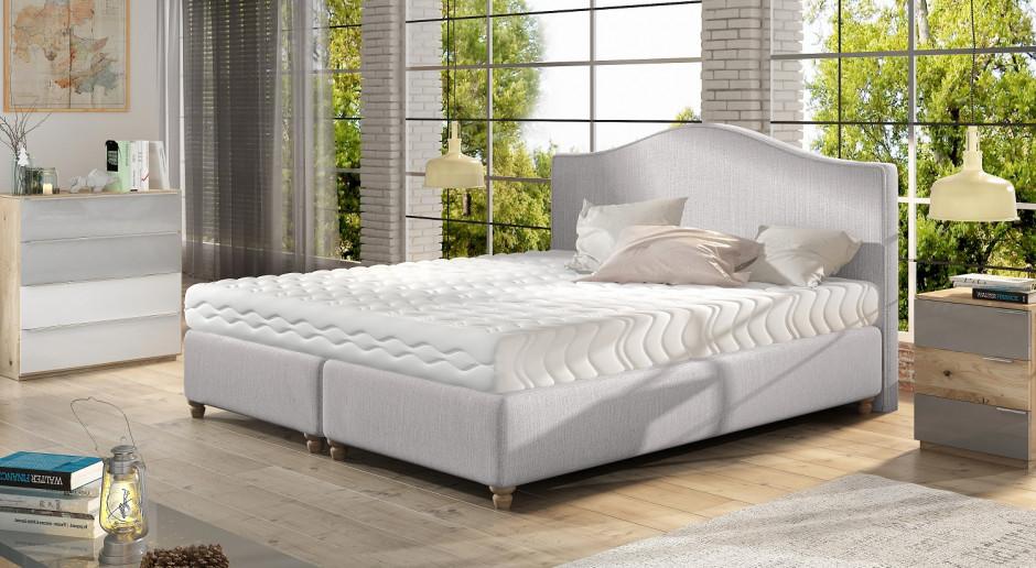Styl Hampton w sypialni - jak dobrać meble i kolory