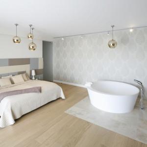 Urządzamy Sypialnia Z Wanną Zobacz Niezwykłe Wnętrza