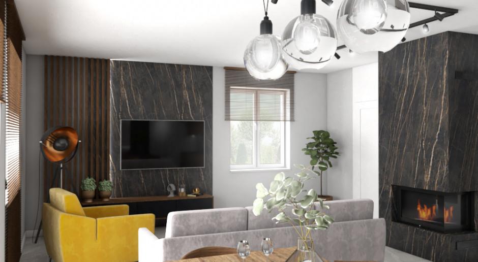 Funkcjonalne mieszkanie dla dwóch osób - zobaczcie metamorfozę pięknego wnętrza