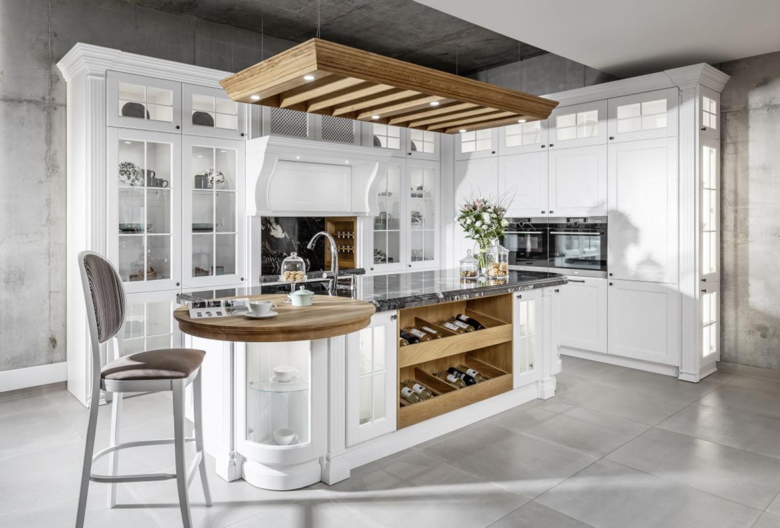 Kuchnia Bristol firmy Halupczok. Fot. Halupczok