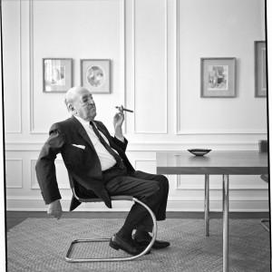 Mies van der Rohe. Fot. Knoll/Aqina