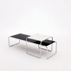 Laccio Table. Fot. Knoll/Aqina