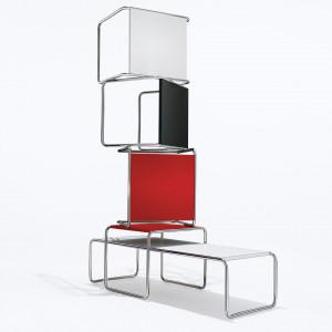 Laccio Tables. Fot. Knoll/Aqina