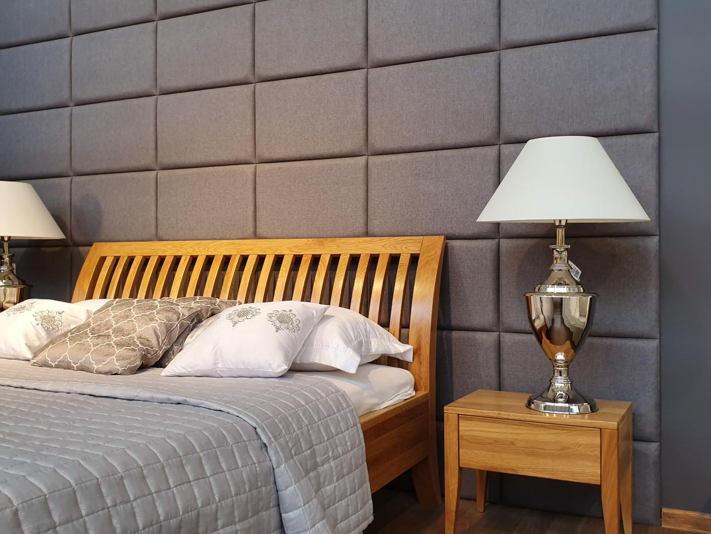 Odpowiednie kolory, wygodny materac, solidna rama łóżka oraz ograniczenie sprzętów elektronicznych to podstawa aranżacji sypialni. Fot. materiały prasowe CH Fasty