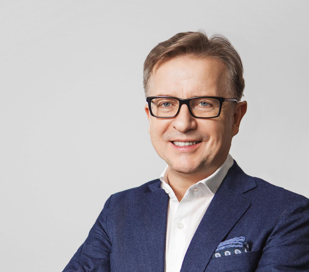 Józef Kosiorek, prezes zarządu firmy Fargotex