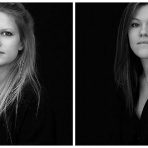 Agata Frątczak i Marta Drzymała - właścicielki pracowni MADAMA