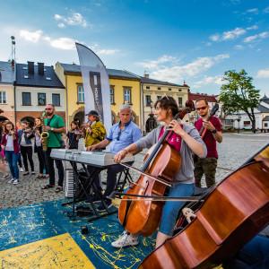 Grupa Nowy Styl wsparła Young Arts Festival. Fot. Damian Krzanowski