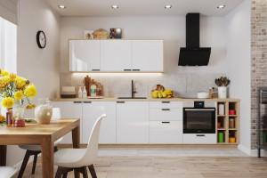 Kuchnia w czterech stylach - inspiracje ze sklepów meblowych