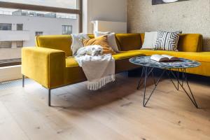 Idealny projekt salonu – co radzą eksperci?