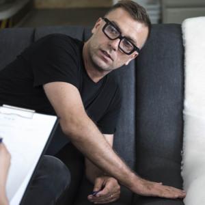 Dyrektor artystyczny Nobonobo - Tomek Rygalik