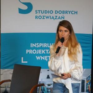 Studio Dobrych Rozwiązań w Łodzi: Magdalena Błażejczyk, Elkamino Dom.