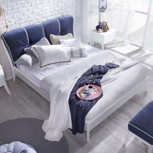 """Kolekcja """"Dream"""" firmy Swarzędz Home utrzymana jest w modnej bieli. Fot. Swarzędz Home"""