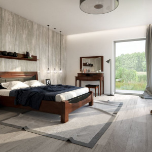 """Zestaw """"Bari"""" firmy Mebin zawiera wszystko, co jest niezbędne do powstania wygodnego i eleganckiego miejsca do wypoczynku. Fot. Mebin"""