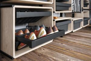 Przechowywanie butów w mieszkaniu - praktyczne meble i schowki