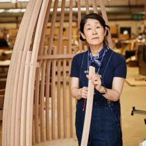 Tomoko Azumi, projektantka (TNA Studio). Fot. Petr Krejci