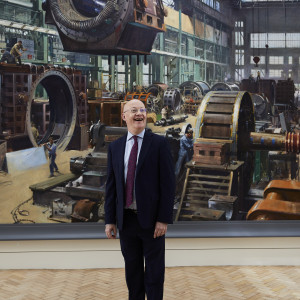 Sir Ian Blatchford, dyrektor Science Museum Group. Fot. Petr Krejci