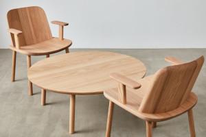 Niezwykłe drewniane obiekty na Festiwalu Designu w Londynie