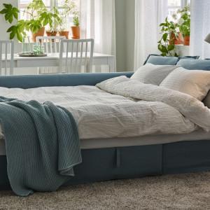 Sofa z funkcją spania marki IKEA. Fot. IKEA