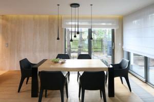 Krzesła w jadalni - zobacz propozycje polskich projektantów wnętrz