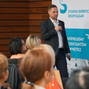 Studio Dobrych Rozwiązań w Bydgoszczy: Piotr Wychowaniec, Cersanit.