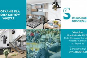 Studio Dobrych Rozwiązań we Wrocławiu - zapraszamy 16 października!