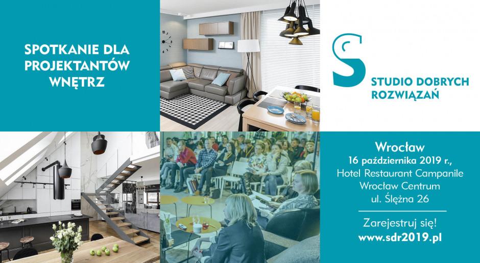 Studio Dobrych Rozwiązań we Wrocławiu - zapraszamy 16 listopada!