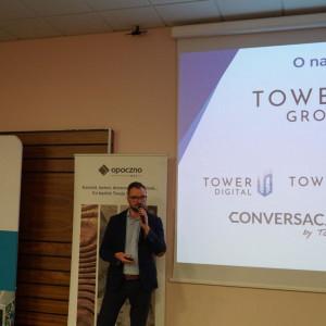 Studio Dobrych Rozwiązań w Bydgoszczy - Szymon Pietkiewicz, Tower Group Communications