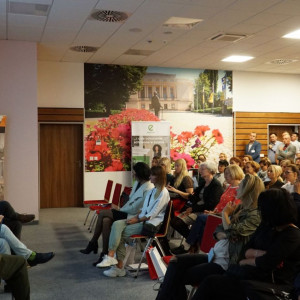 Studio Dobrych Rozwiązań w Bydgoszczy dyskusja Meble i materiały