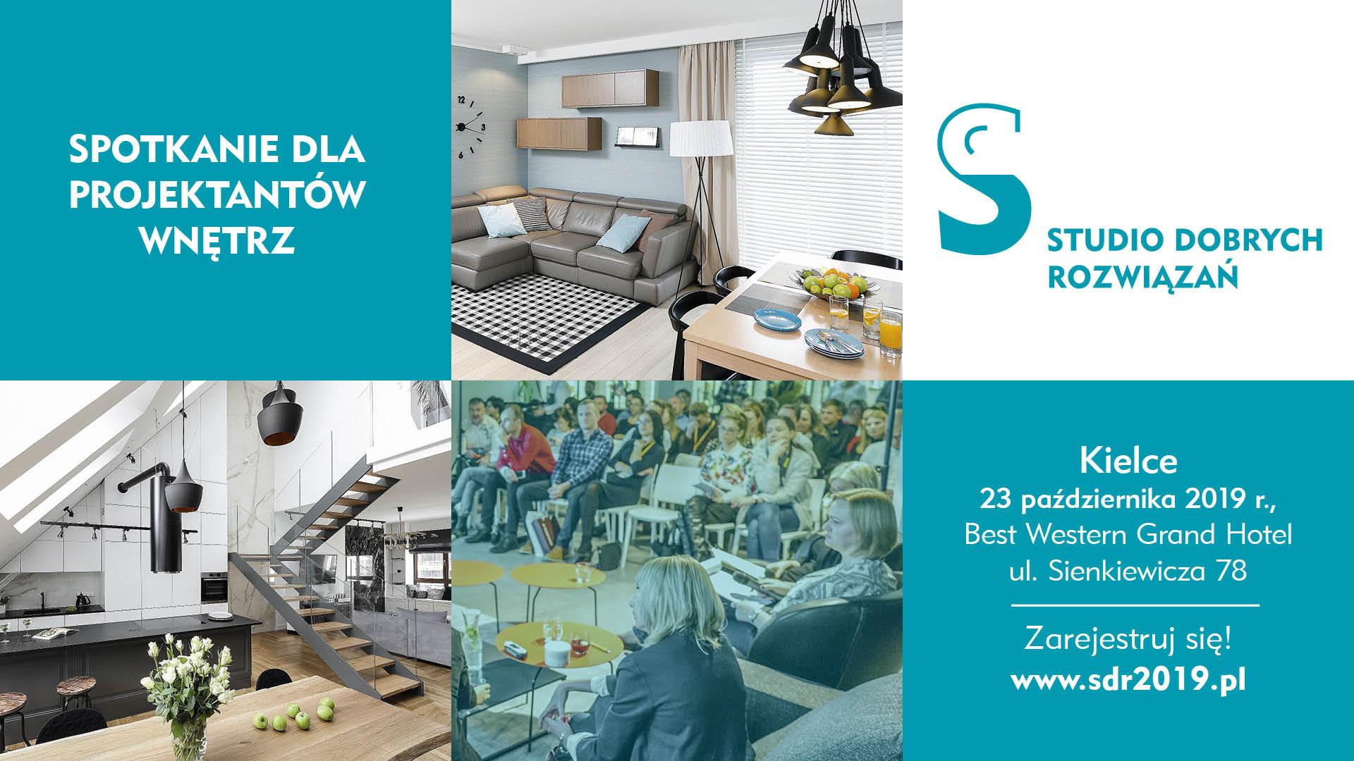 Studio Dobrych Rozwiązań w Kielcach - 23 października 2019 roku.