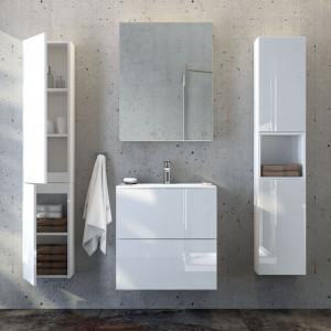 Modułowe meble łazienkowe TORINO marki Ø NAS