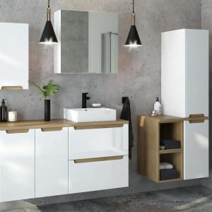 Modułowe meble łazienkowe STILLA marki Ø NAS