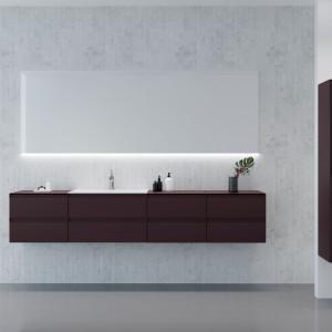 Kolekcja mebli łazienkowych GUADIX marki Defra