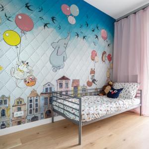 Mieszkanie na warszawskim Bemowie. Projekt Decoroom