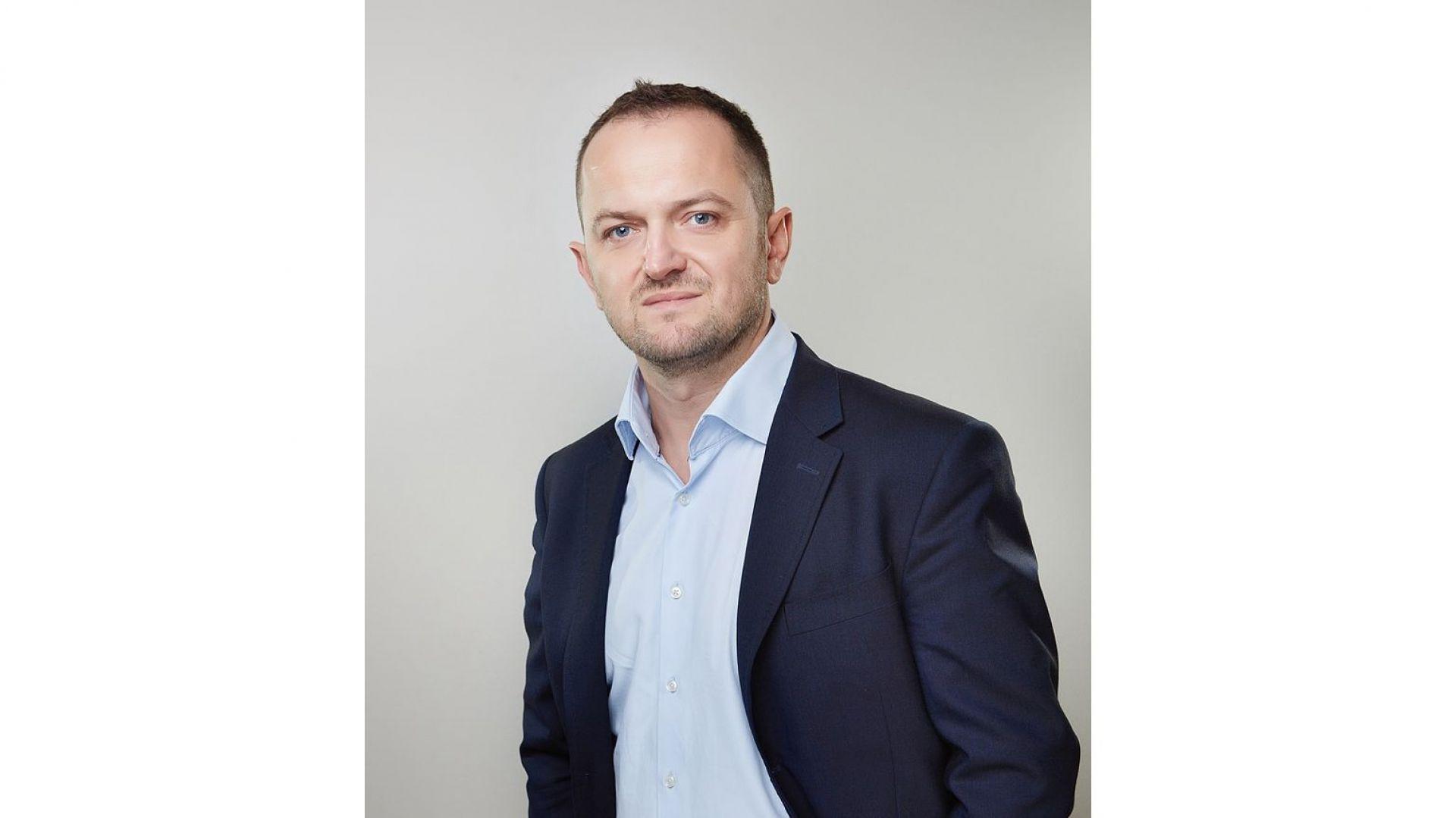 Andrzej Czech, CEO Sfera Group, wystąpi w roli eksperta podczas Studia Dobrych Rozwiązań we Wrocławiu. Fot. Materialy prasowe