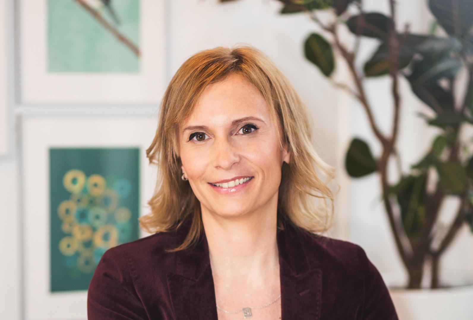 Carolina Garcia Gomez, CEO i Chief Sustainability Officer IKEA Retail w Polsce